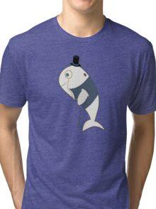 Moby  Tri-blend T-Shirt