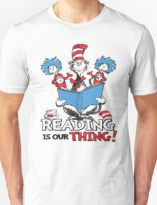- READ ACROSS AMERICA DAY 2016 T-Shirt