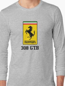Ferrari 308 GTB Long Sleeve T-Shirt