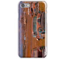 Car graveyard iPhone Case/Skin