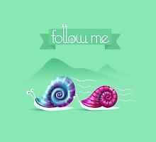 Follow me by IzvergN