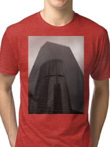 Building Reflections Tri-blend T-Shirt