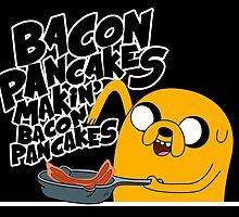 Bacon Pancakes by Lestari10