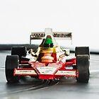 Toy McLaren M23 Formula 1 by Thierry Vincent