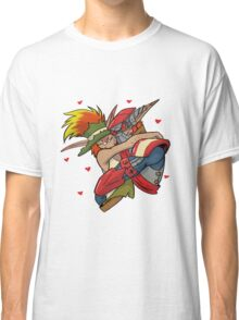 the crack ship  Classic T-Shirt