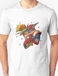 the crack ship  T-Shirt
