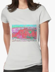 Wave Breaking - Abstract T-Shirt