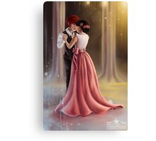 Sweet Dance Canvas Print
