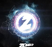 Zomboy Logo Blur by 10Drops