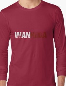 The 100 - Wanheda (Grunge) Long Sleeve T-Shirt