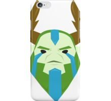 Green Is Good iPhone Case/Skin