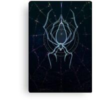 Celestial Web Canvas Print
