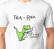 Tea Rex Unisex T-Shirt