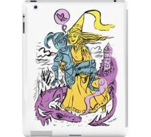 Knight's Princess iPad Case/Skin