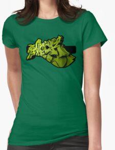 Graffiti SHOCK 3D (Green) T-Shirt