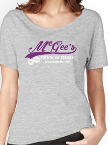 McGee's Five and Dime Women's Relaxed Fit T-Shirt