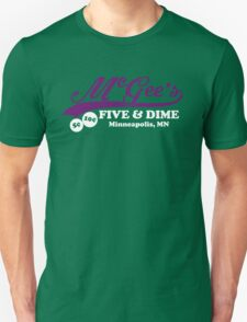 McGee's Five and Dime Unisex T-Shirt