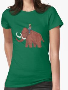 Millie and the Mammoth T-Shirt