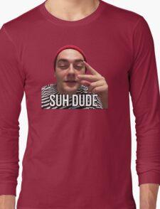 Suh Dude - Beanie Long Sleeve T-Shirt