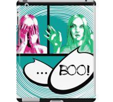 Boo comics iPad Case/Skin