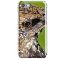 Starling Profile iPhone Case/Skin
