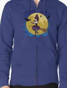 Witch and Full Moon 4 T-Shirt