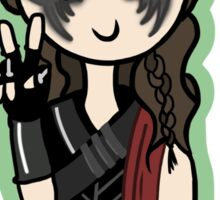 The 100 - Commander Lexa Sticker
