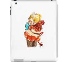 'Chicken hug' iPad Case/Skin
