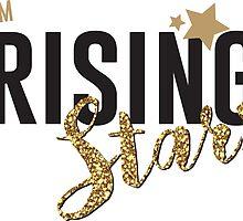 Team Rising Stars Logo by Designs111