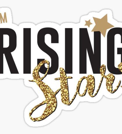 Team Rising Stars Logo Sticker