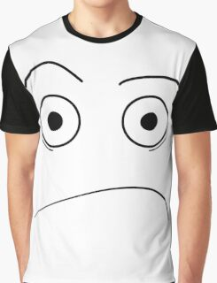 Monday Morning Face! Graphic T-Shirt