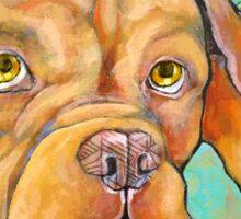 Dogue De Borgeaux Sticker