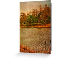 Reeds And Religion Greeting Card