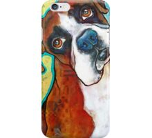 Boxer iPhone Case/Skin