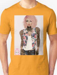 Tattooed Gurl Unisex T-Shirt