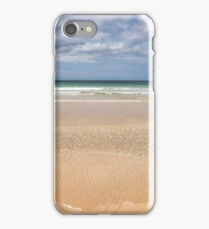 Perfection on Dalmore Beach iPhone Case/Skin