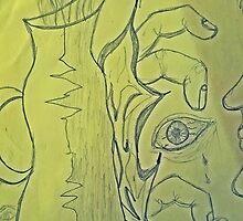 eye by dilayilkdogan