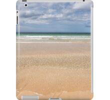 Perfection on Dalmore Beach iPad Case/Skin