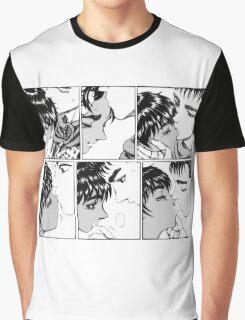 Guts and Caska Berserk Graphic T-Shirt