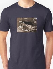 Nova Scotian's having a picnic in 1957 Unisex T-Shirt
