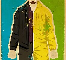 Walter White - Breaking Bad by KoiLin