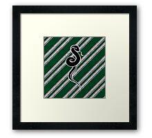 Salazar's Serpent Framed Print