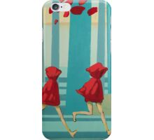 5 Lil Reds I iPhone Case/Skin