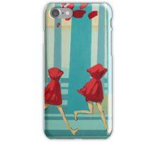 5 Lil Reds I iPhone Case/Skin