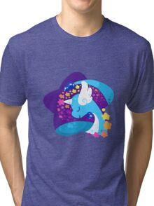 Starry Dragonair Tri-blend T-Shirt