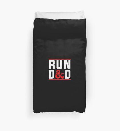 Run D & D Duvet Cover