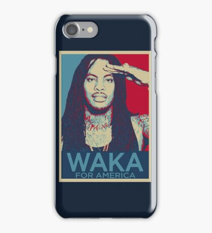 Waka Flocka For President iPhone Case/Skin