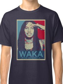 Waka Flocka For President Classic T-Shirt