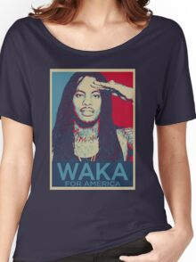 Waka Flocka For President Women's Relaxed Fit T-Shirt