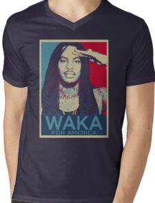 Waka Flocka For President Mens V-Neck T-Shirt
